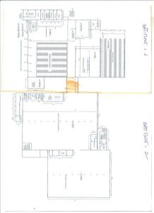 LOCAL INDUST. / ACTIVITES AMILLY - 3500 m2